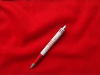 Kabátszövet, gyapjú, piros (2547-1)