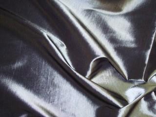 Ezüst színű elasztikus taft (2558)