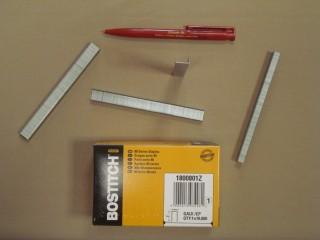 Kárpitos tűzőkapocs, 8 mm-es (2562)