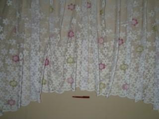 Panoráma jacquard függöny, 180 cm magas (2595)