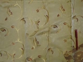 Mintás dekor függöny, 150 cm széles (2603)