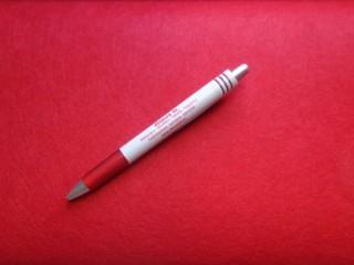 Dekorfilc, piros (2617-1)