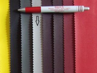 Világos szürke, egyszínű textilbőr (2517-12)