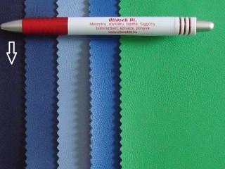 Sötétkék, egyszínű textilbőr (2517-25)