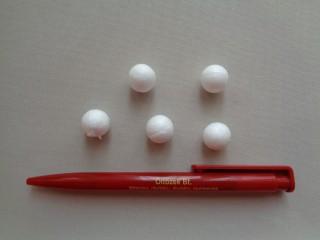 Hungarocell golyó, 2 cm átmérőjű (2818)
