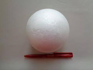 Hungarocell gömb, 10 cm átmérőjű (2818-3)