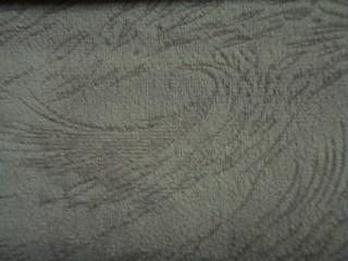 1,4 m széles egyszínű nyomott velúr bútorszövet,barnás szürke (2540-2)