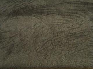 1,4 m széles egyszínű nyomott velúr bútorszövet,barna (2540-3)