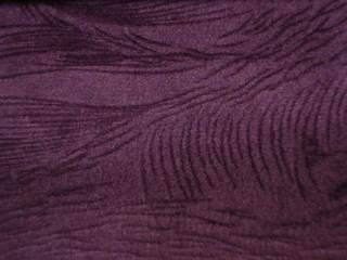 1,4 m széles egyszínű nyomott velúr bútorszövet,lila (2540-9)