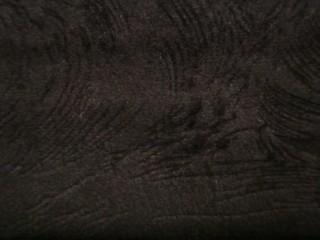 1,4 m széles egyszínű nyomott velúr bútorszövet,fekete (2540-11)