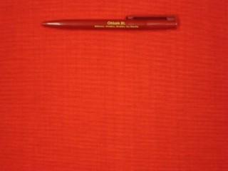 1100-as piros kordúra (2837-5)