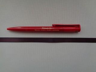 1 cm széles szatén szalag, padlizsán (2674-14)