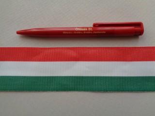 5 cm széles nemzeti színű szalag (2681-2)