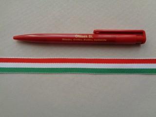 18 mm széles nemzeti színű szalag (2681-7)