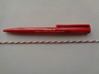 2 mm átmérőjű nemzeti színű zsinór (2681-9)