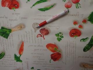 Loneta, zöldséges kerti bútor vászon (2586-16)