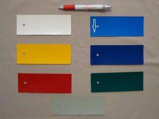 2 oldalon kent matt PVC ponyva, világos kék (2996)