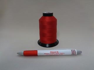 Grál cérna, piros, 1000m, 40-es vastagságú (3038-4079)