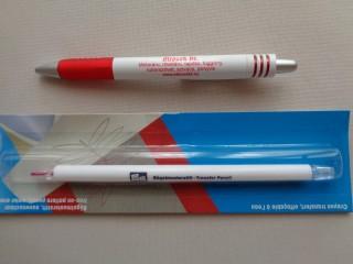Átvasalható jelölő ceruza