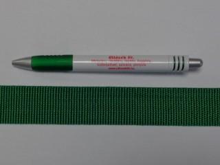 3 cm széles heveder, fűzöld (3094)