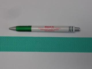 3 cm széles heveder, menta zöld (3104)