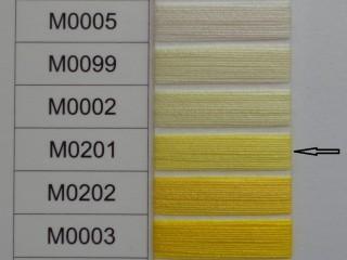 Moon cérna, sárga, 1000 y, 120-as vastagságú nagyker áron (2733-201)