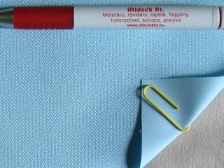PTP anyag, világos kék (3171)