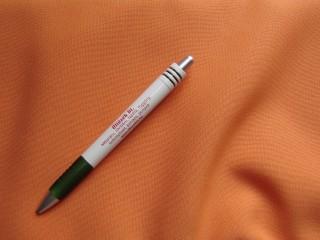 Minimatt szövet, neon-narancs (3339)