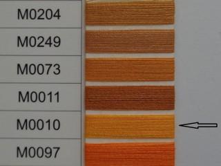 Moon cérna, narancs, 1000y, 120-as vastagságú nagyker áron  (3360-010)