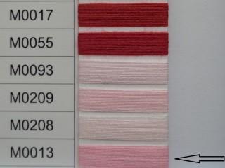 Moon cérna, rózsaszín, 1000y, 120-as vastagságú nagyker áron (3363-013)