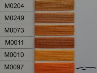 Moon cérna, narancs, 1000y, 120-as vastagságú nagyker áron (3378-097)