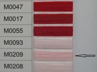 Moon cérna, rózsaszín, 1000y, 120-as vastagságú nagyker áron (3382-209)