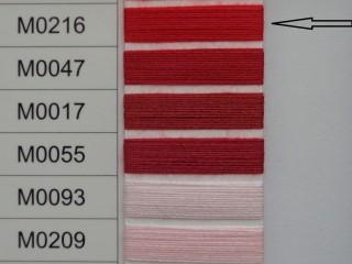 Moon cérna, piros, 1000y, 120-as vastagságú nagyker áron (3384-216)