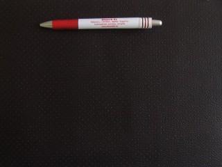 Lyukacsos, textilbőr autótetőkárpit anyag, fekete (3493)