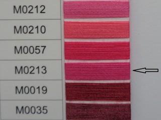 Moon cérna, pink, 1000y, 120-as vastagságú nagyker áron (3500-213)