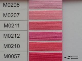 Moon cérna, pink, 1000y, 120-as vastagságú nagyker áron (3501-057)
