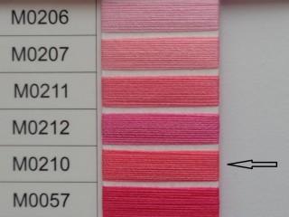 Moon cérna, rózsaszín, 1000y, 120-as vastagságú nagyker áron (3502-210)