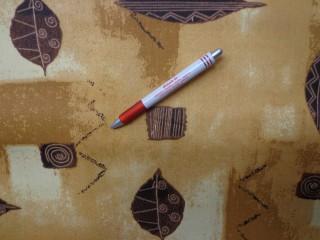 Loneta, leveles, mustár színű kerti bútor vászon (3546)