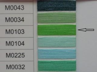 Moon cérna, zöld, 1000y, 120-as vastagságú nagyker áron (3692-103)