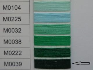 Moon cérna, világos zöld, 1000y, 120-as vastagságú nagyker áron (3695-039)