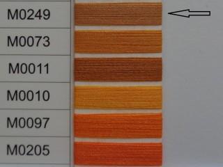 Moon cérna, mustár, 1000y, 120-as vastagságú nagyker áron (3727-249)