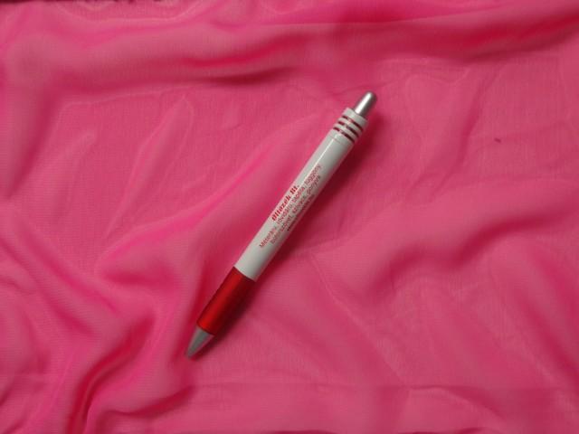 Muszlin, pink (4257)