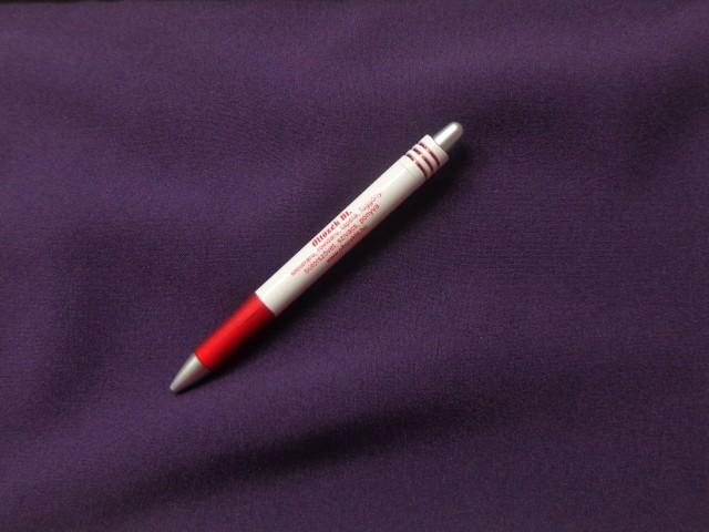 Minimatt szövet, sötét lila (3319-1)