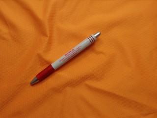 Kent, vízhatlan ruházati anyag, narancssárga (4344)