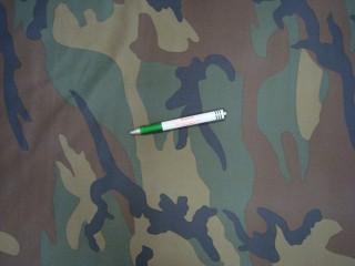 Terepmintás vászon, vékony,  ingnek, blúznak is (4547)