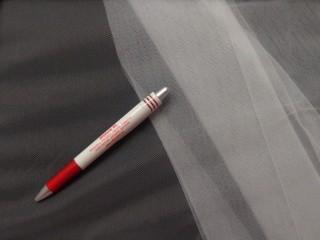 Fátyol tüll, fehér (4632)