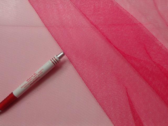 Tüll, pink (4647)