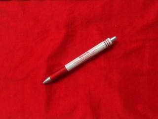 Taft, piros (4780)