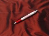 Taft, vöröses barna (4791)