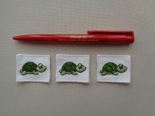Ovis jel, teknősbéka (4893)